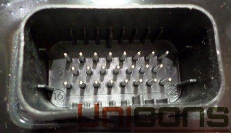 Jednostka sterująca , moduł 84203218-b